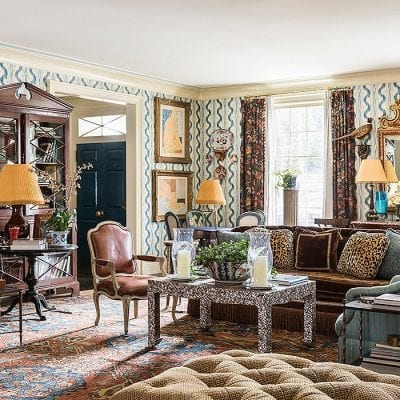 New Pictures of Danielle Rollins' Atlanta Home