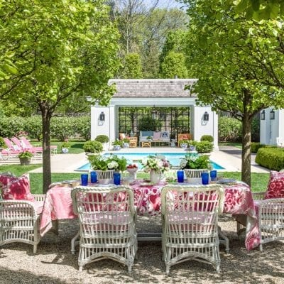 Summer Entertaining with Shelley Johnstone