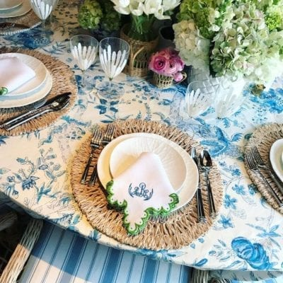 Amy Berry's Table Setting Tips