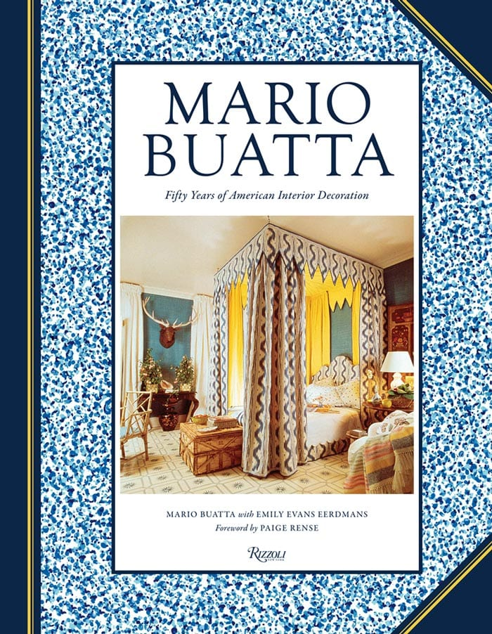 The Magic of Mario: The Life and Legend of Mario Buatta by Luzanne Otte