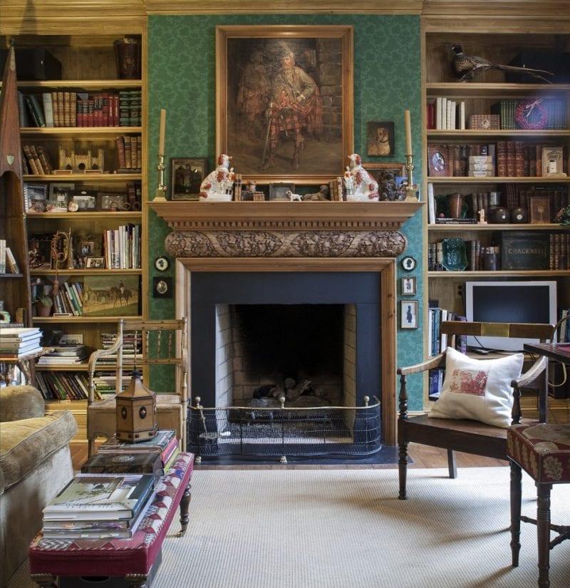 linda-kay-mcCloy-a-little-english-interiors-staffordshire-dogs-mantel