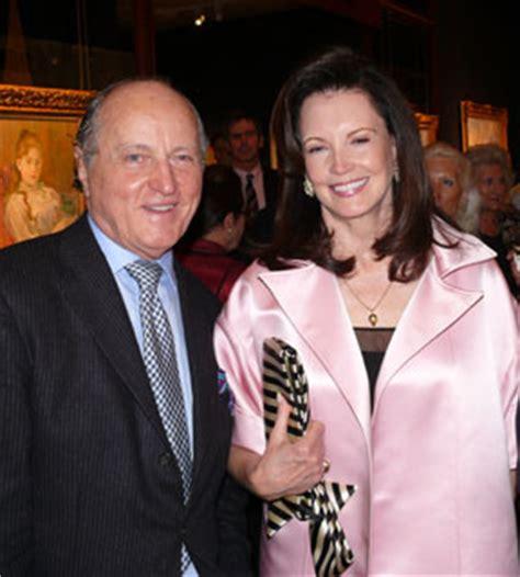 Mario Buatta and Patricia Altschul