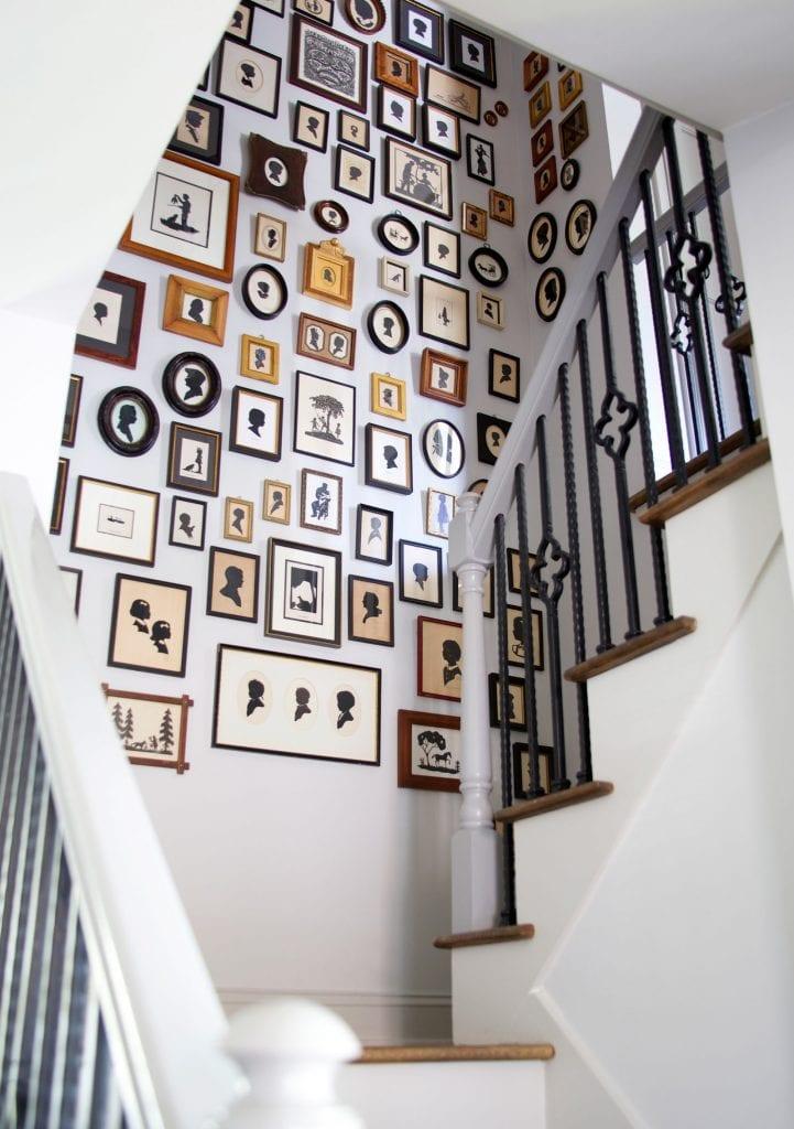 silhouette-wall-staircase-garden-gun-charleston-south-carolina