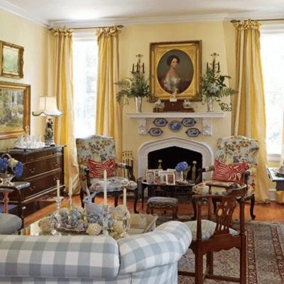 A Storybook Tudor Cottage