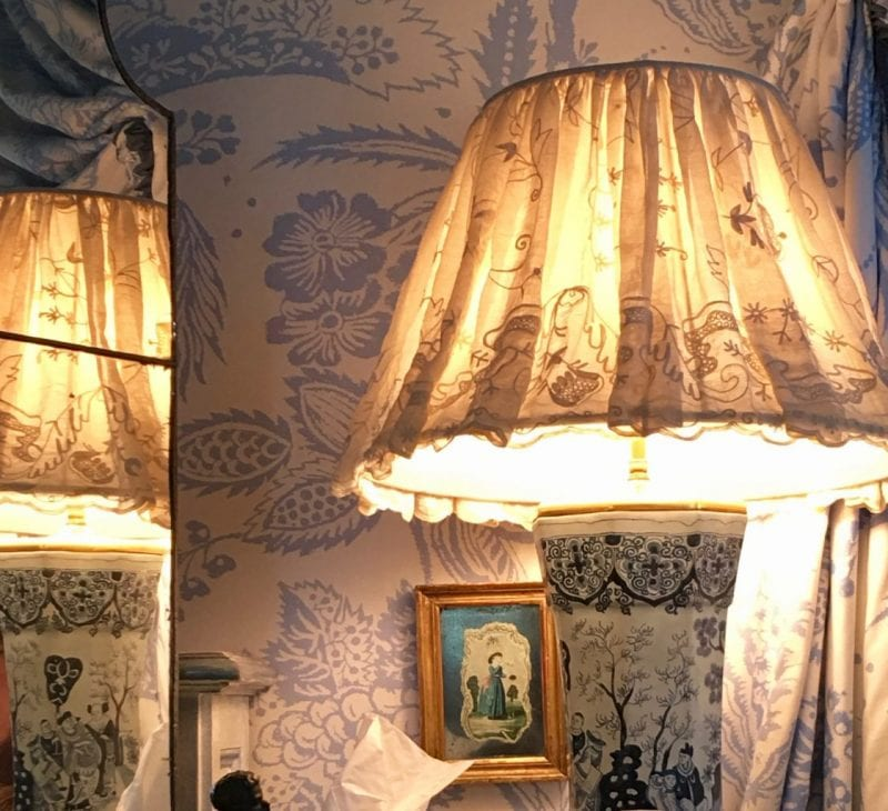 patricia-altschul-luzanne-otte-isaac-jenkins-mikell-house-charleston-oriental-lampshade
