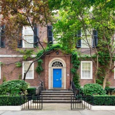 A Renzo Mongiardino Designed Townhouse for Sale