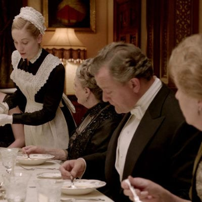 Manners From the Manor: Dining Etiquette