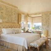 suzanne-tucker-traditional-style-master-bedroom-gracie-wallpaper-yellow-chinoiserie-hand-painted