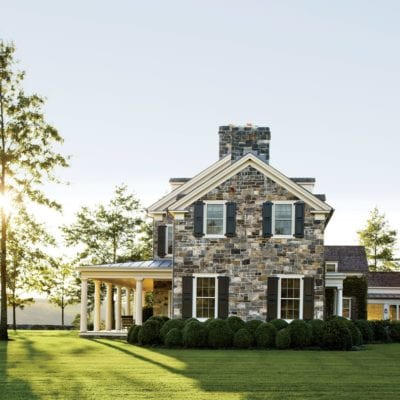 A Picturesque New York Farmhouse by Gil Schafer