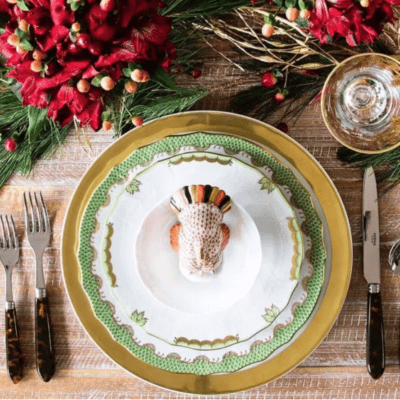 35 Traditional Thanksgiving Tablescapes