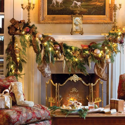50 Merry Mantels and 200 Stocking Stuffers