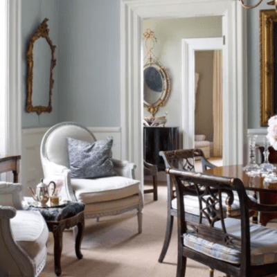 An Elegant English Country Home