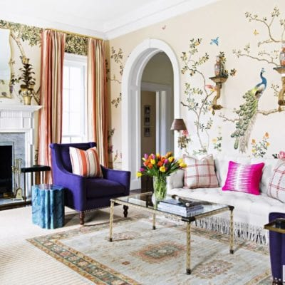 A Botanically Beautiful Home by Celerie Kemble