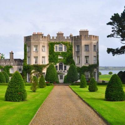 A Tour of Ireland's Romantic Glin Castle