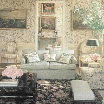Lee Radziwill's Timeless Interiors