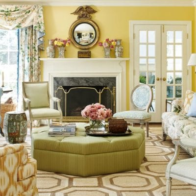 A Colorful Abode by Mark D. Sikes