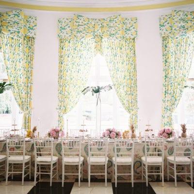Bridal Tea at The Greenbrier