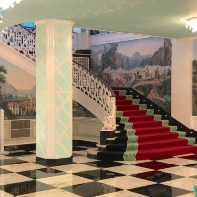 A Weekend at The Greenbrier with Carleton Varney