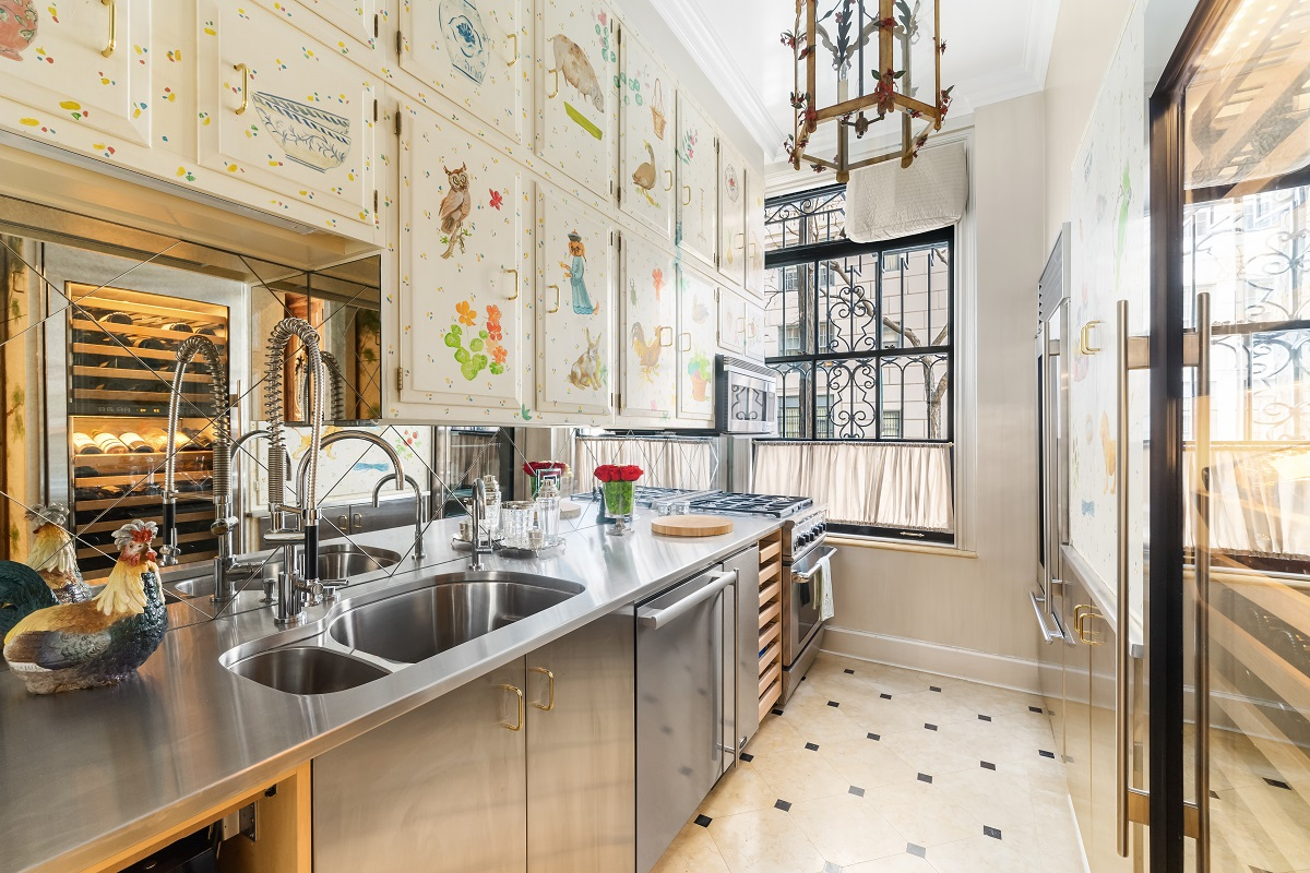 Sister Parish Painted Cabinets Maisonette For Sale New York The Glam Pad
