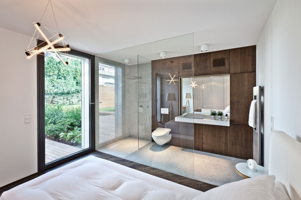 Design Nightmare The Open Concept Bathroom Bedroom The Glam Pad