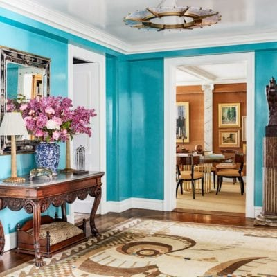 Inside the Manhattan Apartments of Bunny Williams and John Rosselli