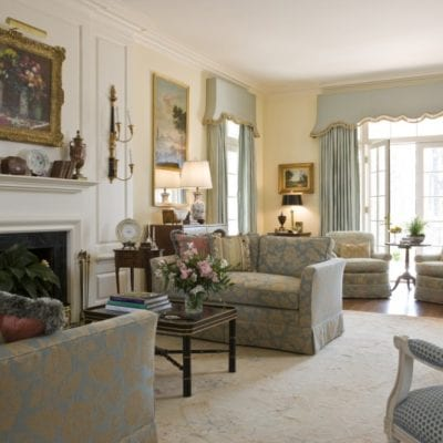The Timeless Interiors of Linda Knight Carr