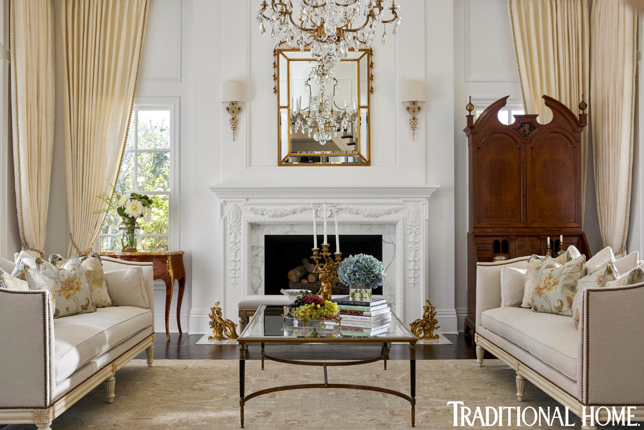 Barclay Butera Newport Beach Traditional Home Living Room   The ...