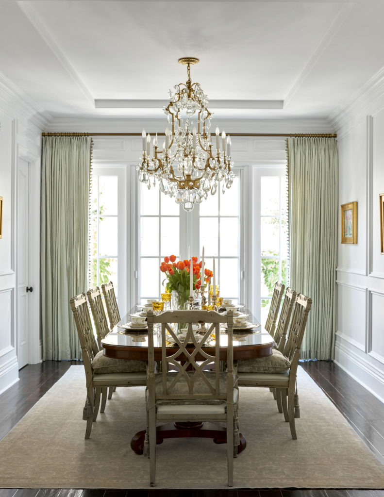 Barclay Butera Newport Beach Traditional Home dining room classic ...