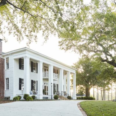 James Farmer Revives a Historic Alabama Home
