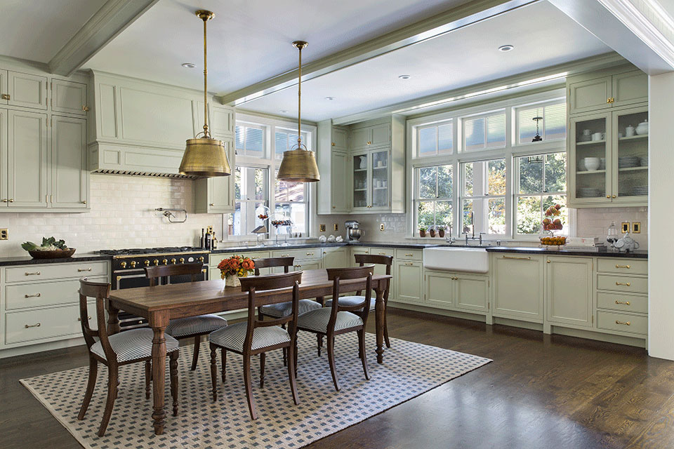 Kitchen Traditional Southern Colonial Revival Home In Atherton California By Tim Barber Ltd Architecture And Artistic Designs For Living Tineke Triggs The Glam Pad