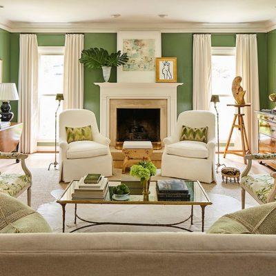 Designer Minnette Jackson's Nashville Home