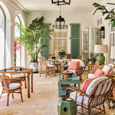 A Florida Vacation Home by Gil Schafer