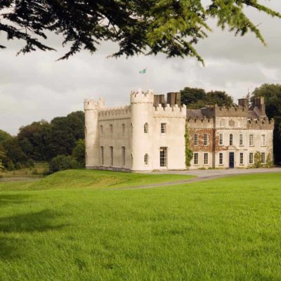 An Exquisitely Restored 17th Century Irish Castle