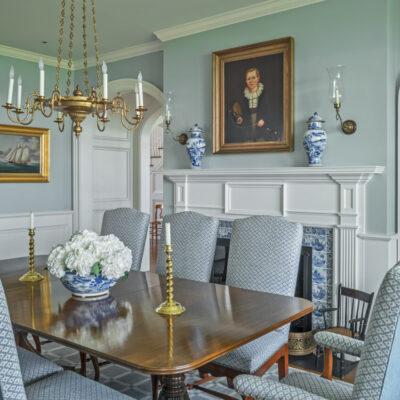 Jane Ellsworth's Exquisite Nantucket Home