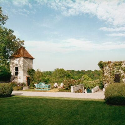 An Enchanted 15th Century Home in the French Countryside