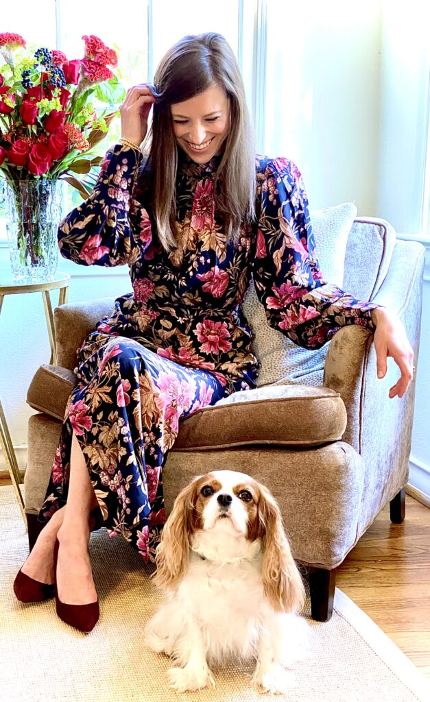 Lacelliese King, Home & Style Editor at the Glam Pad