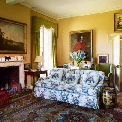 Vivien Greenock's English Country Home