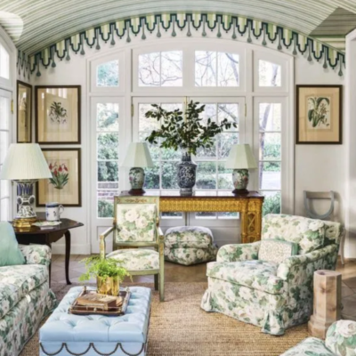 An Enchanted 1920s Home by Miles Redd