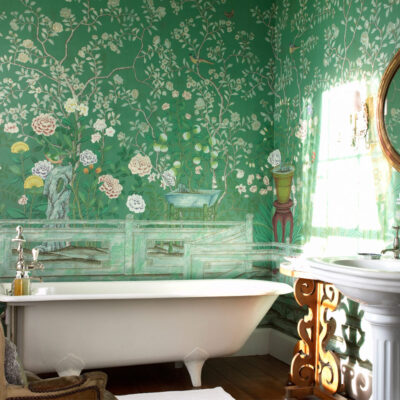 de Gournay: Hand-Painted Interiors Book Review