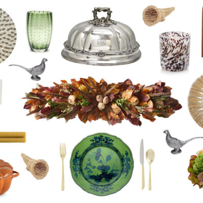 THE THANKSGIVING TABLESCAPE AND GIFT GUIDE
