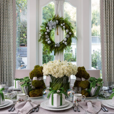 9 Tips For Christmas at Home with Stephanie Booth Shafran