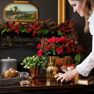 Aerin Lauder: Entertaining Beautifully for the Holidays