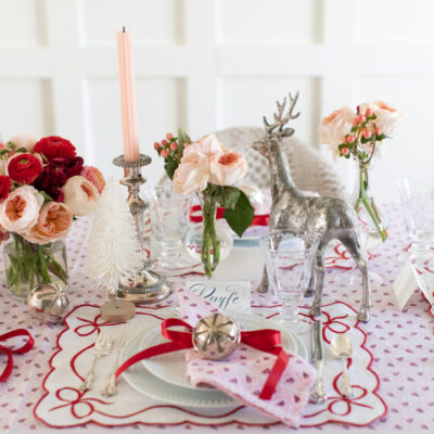 Clary Bosbyshell Welsh's 7 Tips For Festive Holiday Decorating