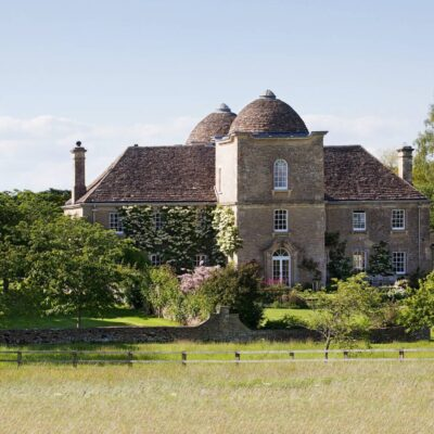 Amanda Hornby's 15th Century Cotswolds Home