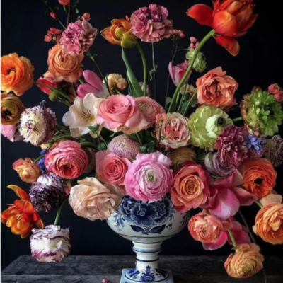 The Art of Flowers With Natasja Sadi of Cake Atelier Amsterdam