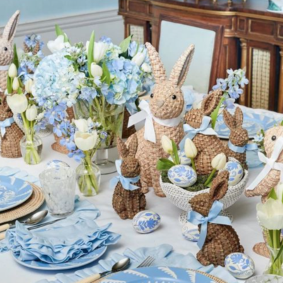 Easter Tablescapes and Spring Inspiration
