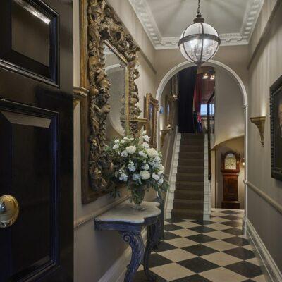 Jane Austen Fans Will Love Henry's Townhouse!