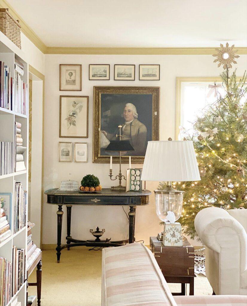 Jenny Bohannon, Tallwood Country House, Christmas, traditional Virginia style