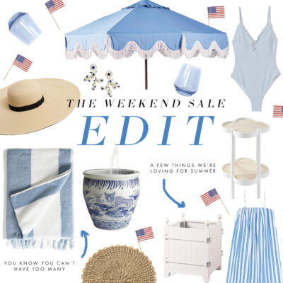 A Few Things We're Loving For Summer From The Memorial Day Sales