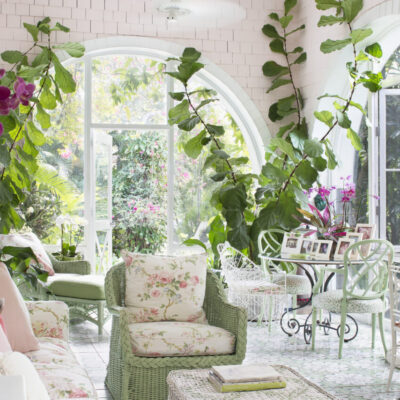 At Home in Palm Beach with Mimi McMakin